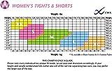 CW-X Women's 3/4 Stabilyx Tights, Black/Purple