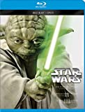 Star Wars: Episodes I-III Trilogy [Blu-ray + DVD] (Bilingual)