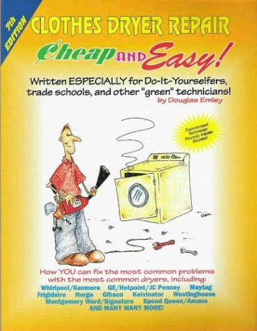 Best Cheap & Easy! Clothes Dryer Repair (Cheap and Easy) (online)