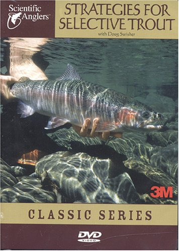 Scientific Anglers Strategies For Selective Trout DVD Video Fishing Training Guide from Scientific Anglers
