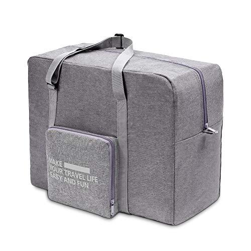 black BEILIAN Foldable Travel Duffel Bag For Women /& Men Extra Large Waterproof Carry On Weekend Bags
