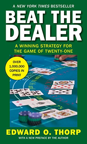 Beat the Dealer: A Winning Strategy for the Game of ()