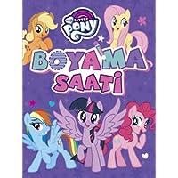 My Little Pony Boyama Saati