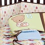 kidsline crib bumper - Kidsline Tiddliwinks ABC 123 Crib Bumper