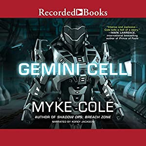 Gemini Cell Audiobook