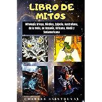 LIBRO DE MITOS: Mitología Griega, Nórdica, Egipcia,