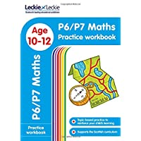 P6/P7 Maths Practice Workbook (Leckie Primary Success)