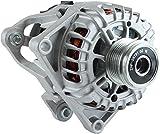 #9: DB Electrical AVA0137 New Alternator 1.8 11 13 14 15, Chevrolet Cruze 16 2016 IR/IF 12-Volt 130 Amp with 1.8L