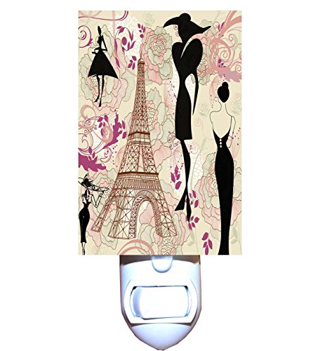 Fashions of Paris Decorative Night Light for $<!--$11.95-->