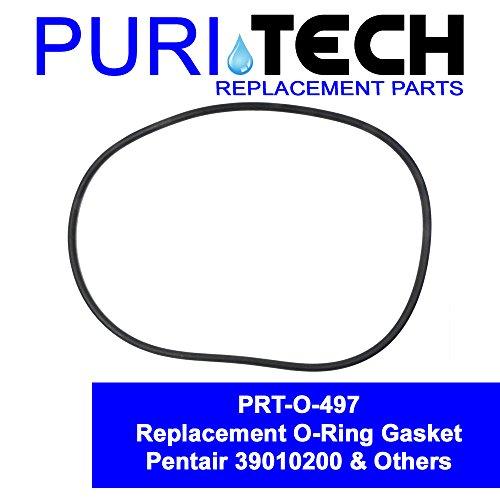 Pentair O-ring American (Puri Tech Tank Clamp O-Ring Replacement for American RPM Tank Clamp & Titan Bulkhead Pentair 39010200)
