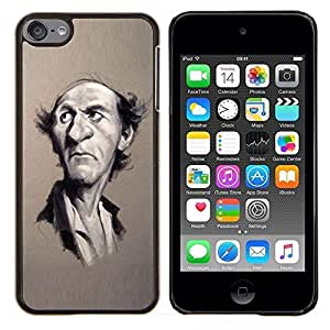 Stuss Case / Funda Carcasa protectora - Caricature homme célèbre - Apple iPod Touch 6 6th Touch6