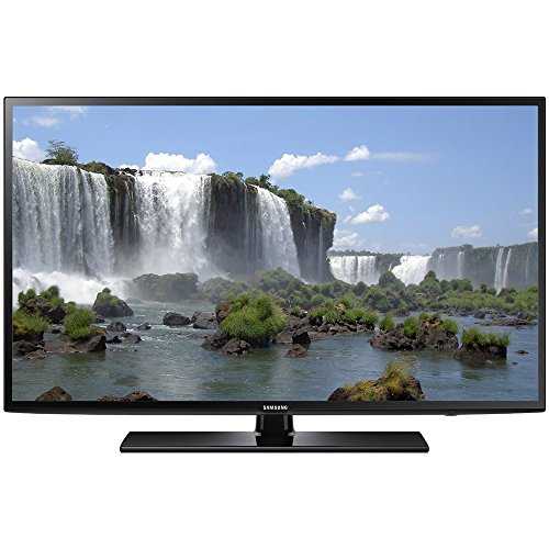Samsung UN60J6200 - 60-Inch Full HD 1080p 120hz Smart LED HDTV Cord Bundle Includes, Durable HDTV and FM Antenna + 2x 6ft High Speed HDMI Cable + Screen Cleaner (Large Bottle) for LED TVs (Samsung 60 Inch Smart Tv 120hz)