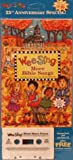 Wee Sing More Bible Songs book and cd (reissue)