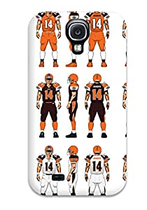 New Fashion Premium Tpu Case Cover For Galaxy S4 - Clevelandrowns