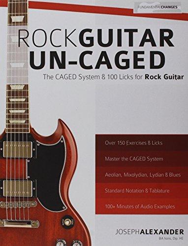 Rock Guitar Book Pdf