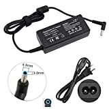 DJW 45W Ac Adapter/Power Cord Supply For HP 741727-001 740015-002 740015-001 hstnn-ca40 721092-001 719309-001 719309-003 845836-850 [19.5V 2.31A]--12 months warranty
