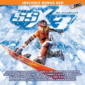 SSX3 - The Soundtrack