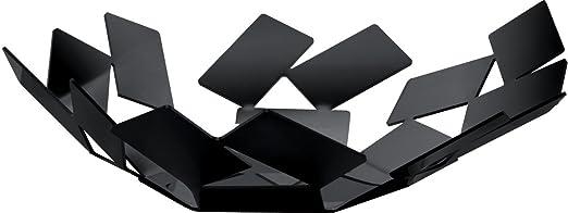138 opinioni per Alessi MT01 B La Stanza dello Scirocco Cestino in Acciaio Colorato con Resina