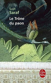 Le Trône du paon par Saraf
