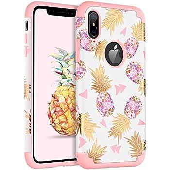 Amazon Com Bentoben Iphone Xs Max Case Cute Pineapple