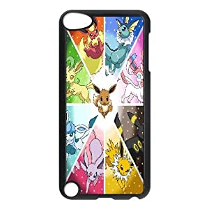 FOR Ipod Touch 5 -(DXJ PHONE CASE)-Cute Cartoon Pikachu-PATTERN 15