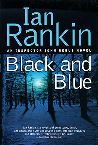 book cover of Black and Blue