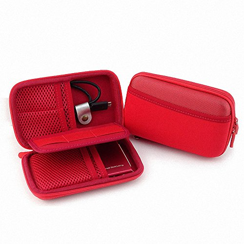 USB Flash Drive Case // Hard Drive Case GUANHE Universial Portable Waterpr...