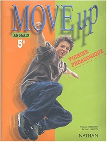 Livre gratuits Move up Anglais 5e : Fichier pédagogique pdf ebook