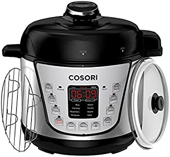 COSORI Mini 7-in-1 Programmable Pressure Cooker