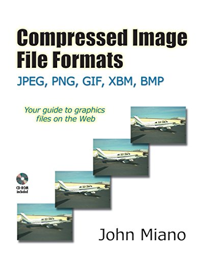 Compressed Image File Formats: JPEG, PNG, GIF, XBM, BMP (File Organization And Processing)