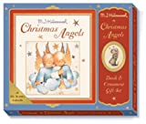 Christmas Angels (Book & Ornament Gift Set)