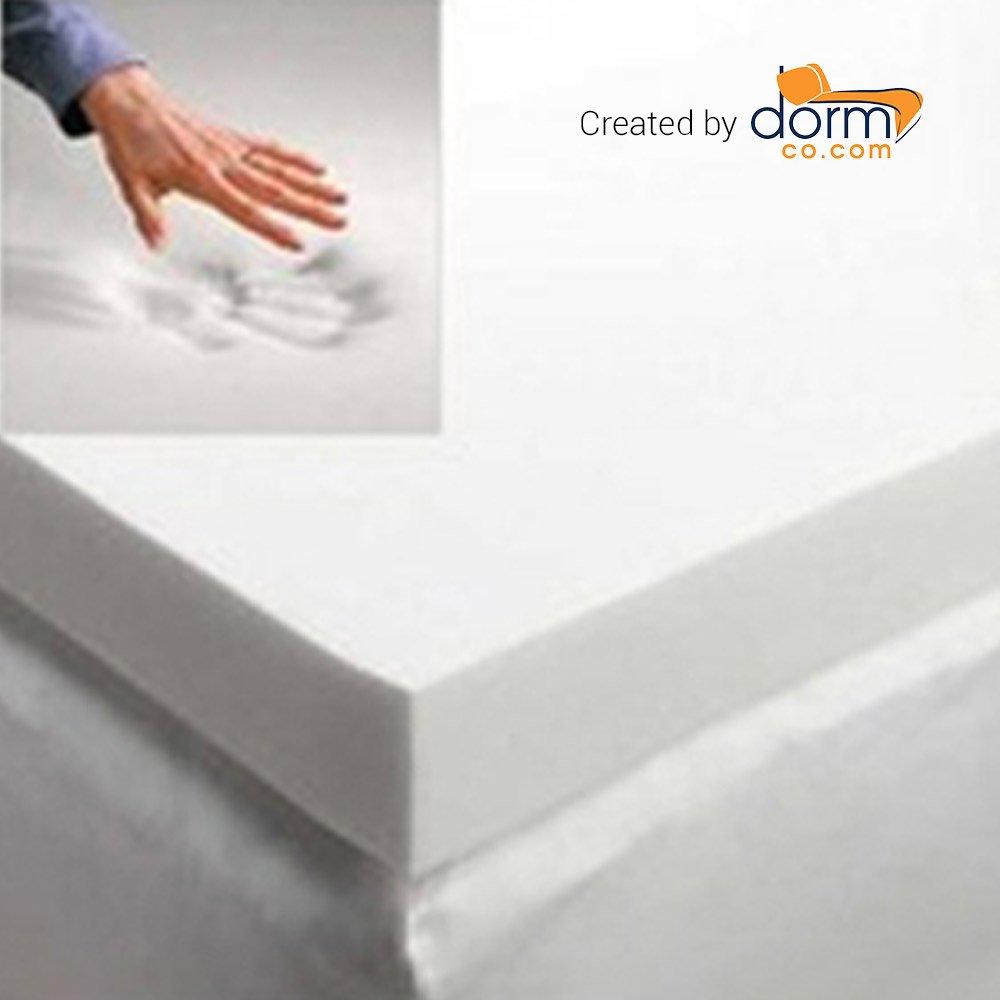 3'' Memory Foam Mattress Topper