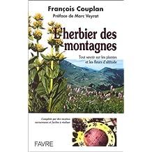 Herbier des montagnes -l'