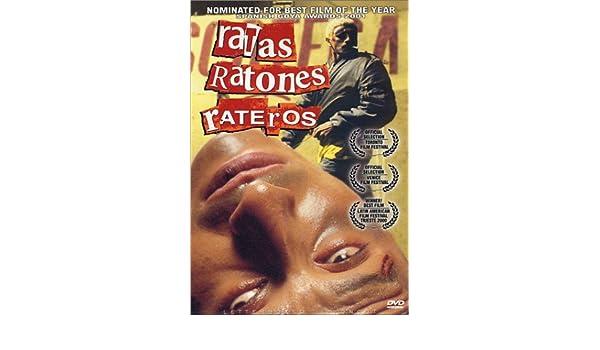 Ratas, ratones, rateros [USA] [DVD]: Amazon.es: Cristina Dávila, Simón Brauer, Carlos Valencia (II), Marco Bustos, José Antonio Negret, Fabricio Lalama, ...