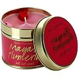 Bomb Cosmetics Bougie parfumée Boîte métal Mayan Plumeria