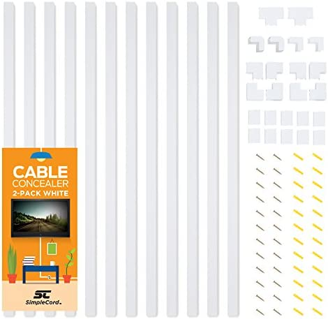 Cable Concealer Wall Cover Raceway product image
