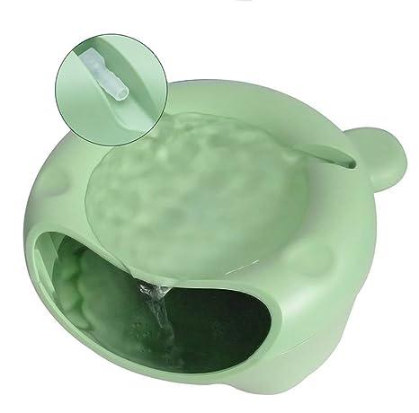 IF.HLMF Dispensador De Agua para Bebederos Eléctricos para Mascotas Tazón/Filtros De Carbón