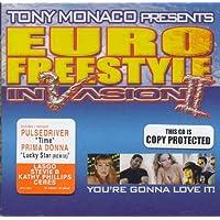 TONY MONACO PRESENTS EURO FREESTYLE INVASION 2