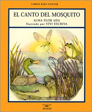 El Canto del Mosquito (Libros Para Contar (Little Books))