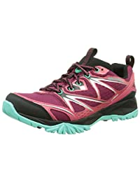 MERRELL Capra Bolt GTX Ladies Hiking Shoe, Light Pink, US7.5
