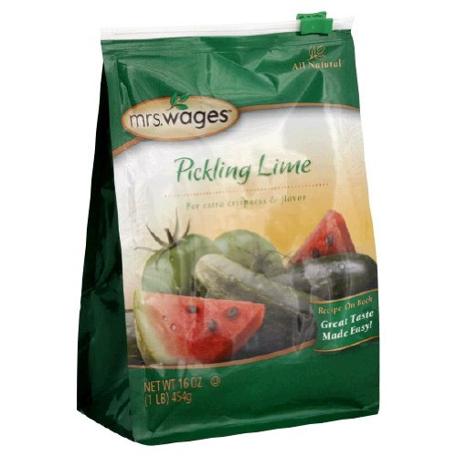 Pickling Lime - Mrs. Wages Pickling Lime
