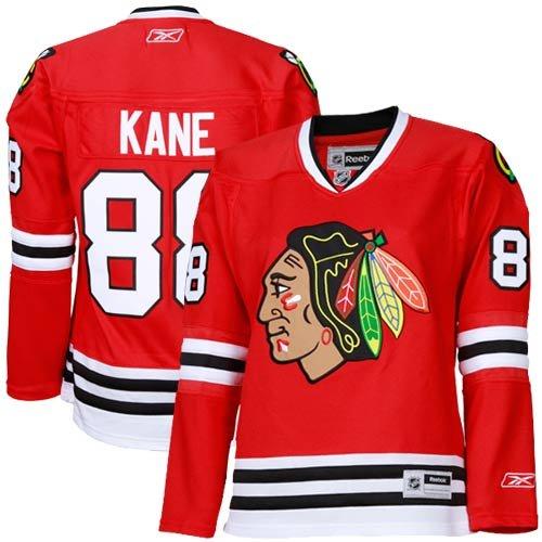 Amazon.com   Reebok Chicago Blackhawks Patrick Kane Women s Premier Home  Jersey Xx Large   Athletic Jerseys   Sports   Outdoors b11d42b8e