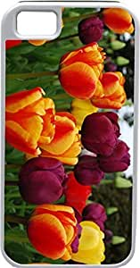 Case For Samsung Note 4 Cover Customized Gifts Cover Yellow Red and Purple Fresh Roses Flowers Design