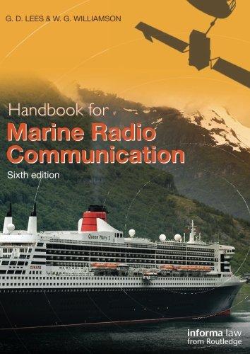 Handbook for Marine Radio (Dsc Marine Radio)
