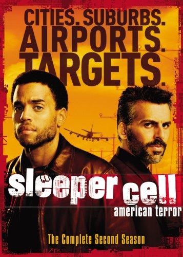 Sleeper Cell - American Terror - The Complete Second (Season Sleeper)