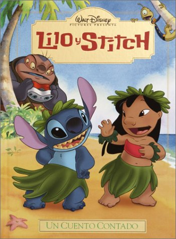 Download Lilo & Stitch: Un Cuento Contado (Read-Aloud Storybook) (Spanish Edition) pdf
