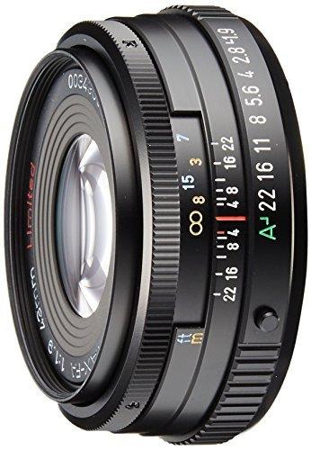 PENTAX standard lens FA43mm F1.9 Limited black FA43F1.9B [並行輸入品]   B01L4TBW02