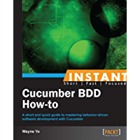 Instant Cucumber BDD How-to (English Edition)