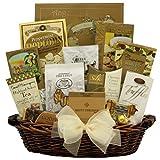 Classic Elegance: Gourmet Gift Basket