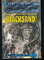 Blacksand! Advanced Fighting Fantasy (Puffin Adventure Gamebooks)